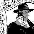 Self-portrait - Peter Bryenton - iPhone - TOONpaint