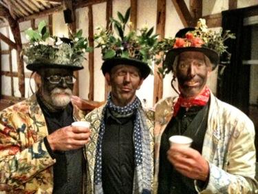 Three Morris Men