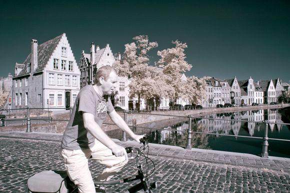 Bruges & bicycles